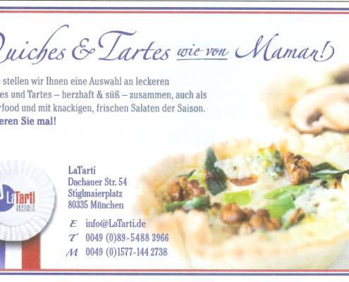 Quiches et Tartes wie von Maman!